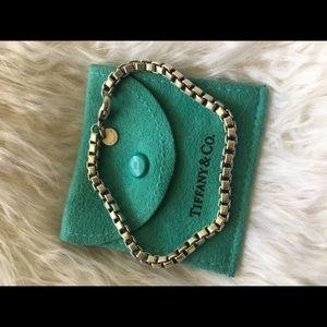 Tiffany & Co. Venetian Sterling Silver Bracelet